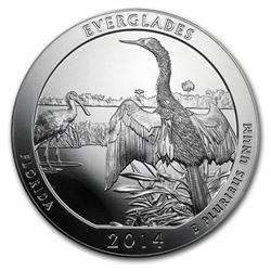 2014 5 oz Silver ATB Everglades National Park\, FL