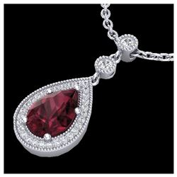 0.75 ctw H-SI/I Diamond Ring 10K White Gold