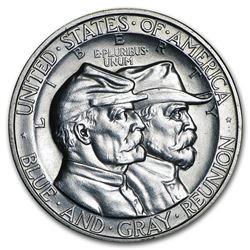 1936 Gettysburg Half Commem BU