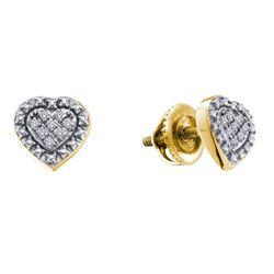 Sterling Silver Black Color Enhanced Diamond Cluster Bridal Wedding Engagement Ring Band Set 1/2 Ctt