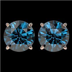 6.05 ctw Tanzanite & Diamond Necklace 14K Yellow Gold