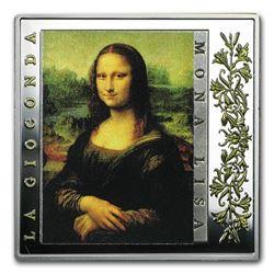 2015 Niue Silver Renaissance Masterpieces (Mona Lisa)
