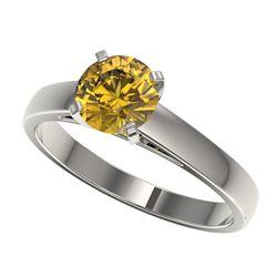 2.0 ctw VS/SI Diamond 3 Stone Ring 14K Rose Gold