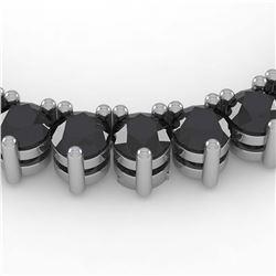 8 ctw SI/I Diamond Halo Bracelet 18K White Gold