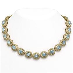 9.36 ctw Morganite & VS/SI Diamond Tennis Earrings 10K Rose Gold