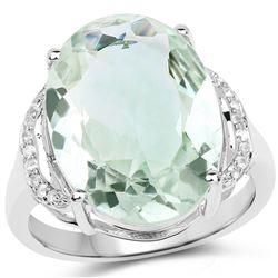1.77 ctw Genuine Amethyst, Tanzanite and Rhodolite .925 Sterling Silver Ring