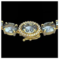 3 ctw Emerald & VS/SI Diamond Ring 18K Yellow Gold