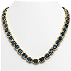 6.0 ctw VS/SI Diamond Necklace 14K White Gold