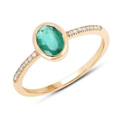 3.57 ctw Genuine Blue Topaz .925 Sterling Silver Ring