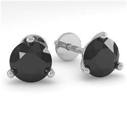 0.20 ctw VS/SI Diamond Necklace 18K Rose Gold