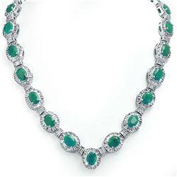 6.28 ctw Sky Topaz & Diamond Halo Earrings 10K White Gold