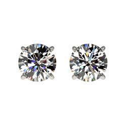 1.18 ctw VS/SI Diamond Ring 14K Yellow Gold
