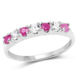 0.30 ctw VS/SI Diamond Necklace 14K Rose Gold