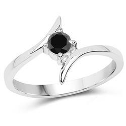 10.25 ctw Genuine Crystal Quartz .925 Sterling Silver Ring