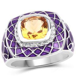 14 ctw Sky Blue Topaz & VS/SI Diamond Eternity Bracelet 10K Rose Gold