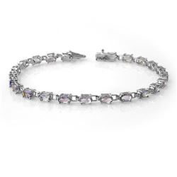 1.03 ctw H-SI/I Diamond Necklace 10K White Gold