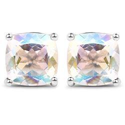 0.11 ctw Genuine White Diamond .925 Sterling Silver Pendant