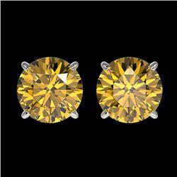 37 ctw Sapphire & VS/SI Diamond Bracelet 14K Yellow Gold