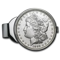 Morgan Dollar Money Clip