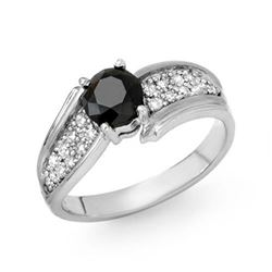 1 ctw VS/SI Oval Diamond Solitaire Ring 10K Yellow Gold