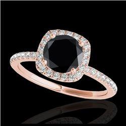 0.53 ctw H-SI/I Diamond Ring 10K Rose Gold
