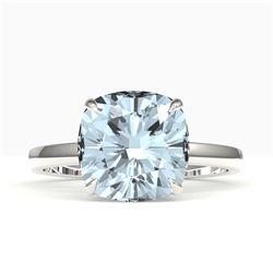 8.37 ctw Genuine Opal & Rhodolite .925 Sterling Silver Ring