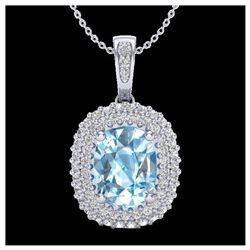 1.13 ctw Fancy Black Diamond Art Deco Ring 18K White Gold