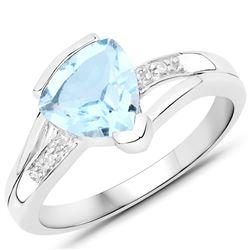 0.90 ctw VS/SI Diamond Halo Ring 14K Rose Gold