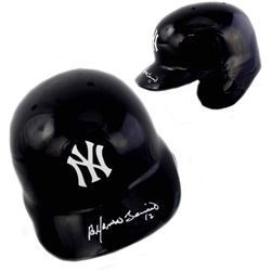 Alfonso Soriano Signed MLB Batting Helmet