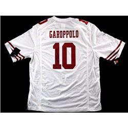 Jimmy Garoppolo Signed Nike Authentic Jersey - TriStar COA