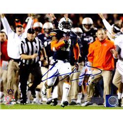 Chris Davis Signed NCAA Photo with Inscription - Radtke COA