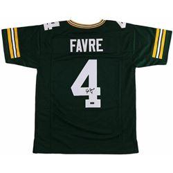 Brett Favre Signed Custom Jersey - Radtke/Favre COA