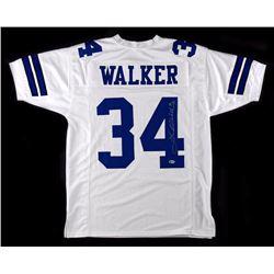 Herschel Walker Signed Custom Jersey - Radtke COA