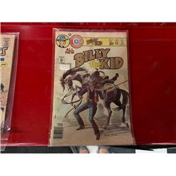 NO RESERVE VINTAGE BILLY THE KID COLLECTIBLE COMIC BOOK