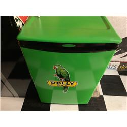 NO RESERVE POLLY GAS COLLECTIBLE MINI FRIDGE