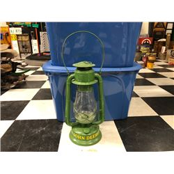 NO RESERVE COLLECTIBLE JOHN DEERE LANTERN