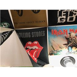 NO RESERVE ROLLING STONES COLLECTIBLE FLAG