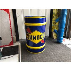 NO RESERVE SUNOCO OIL BARREL