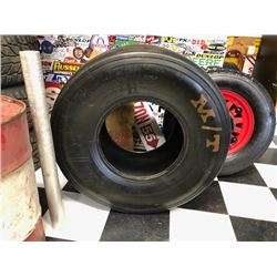 NO RESERVE VINTAGE MT DRAG RACING SLICK TIRE