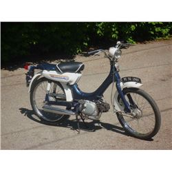 NO RESERVE 1969 HONDA PC 50