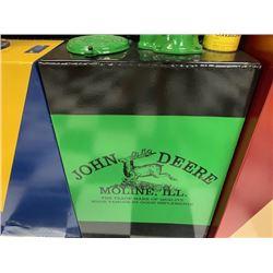 NO RESERVE COLLECTIBLE CUSTOM JOHN DEERE GAS PUMP