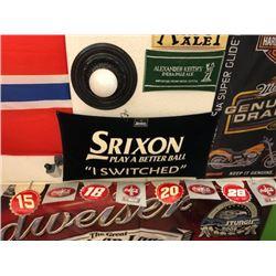 NO RESERVE SRIXON PLAY A BETTER BALL FLAG