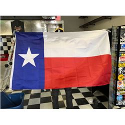 NO RESERVE THE LONE STAR STATE COLLECTIBLE FLAG FROM TEXAS