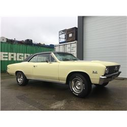 RESERVE LIFTED!  SELLING TO THE HIGHEST BIDDER!  1967 CHEVROLET CHEVELLE SS REAL DEAL SUPER SPORT