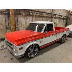 1970 CHEVROLET C10 SHORTBOX BIG BLOCK FROM THE MARSHALL COLLECTION