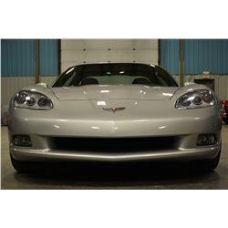 2005 CHEVROLET CORVETTE 400HP