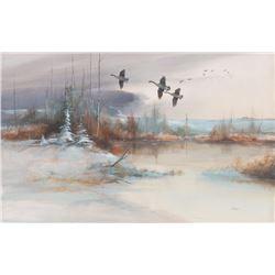 Tom Sander, Shirley Arrants, three works