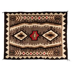 "Navajo Rug, 7' x 5'10"""