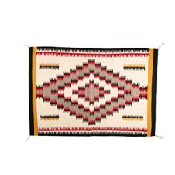 "Navajo Rug, 4'5"" x 3'10"""