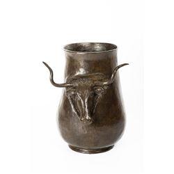 H. Clay Dahlberg, bronze vase